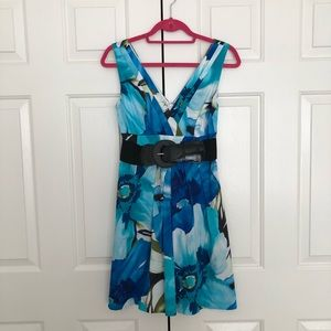 Fit and Flare Sundress